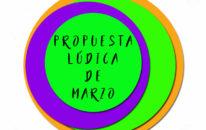 FLYER PROPUESTA LUDICA MARZO