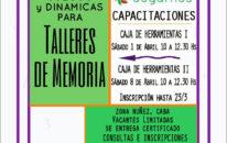 Flyer Caja de Herramientas I y II