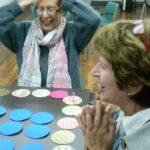 Juegos de mesa y adultos mayores