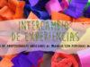 INTERCAMBIO DE EXPERIENCIAS
