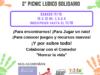2° Picnic Lúdico Solidario